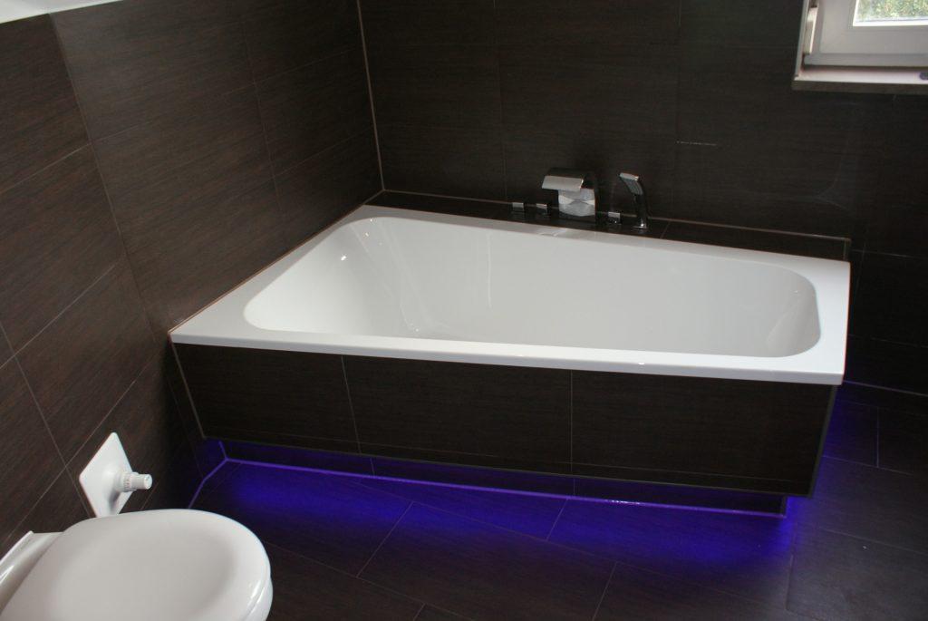 Moderne Badewanne